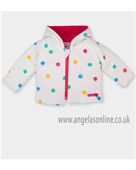 Agatha Ruiz girls multi colour jacket 4625-17 AS SAMPLE