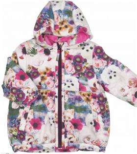 Happy Calegi girls winter coat CA1094-17