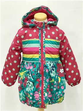 Happy Calegi girls winter coat CA1159