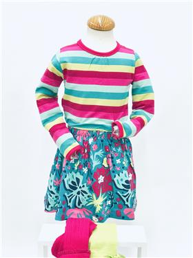 Happy Calegi girls dress CA1170-17