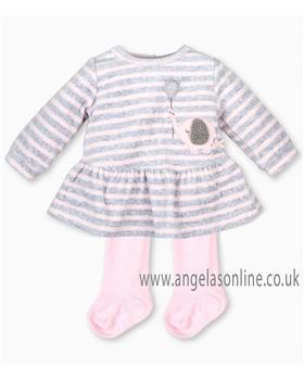 Tutto Piccolo girls dress 3286-17 Pink