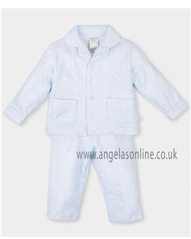 Tutto Piccolo boys pyjamas 3583-17 Blue