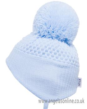 Satila hat Alvin Blue