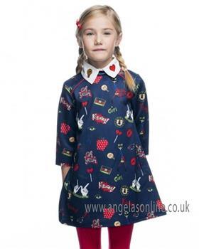 Rosalita Senorita girls dress Concord 1