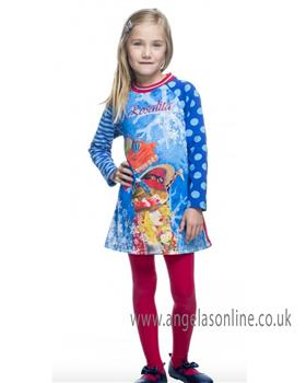 Rosalita Senorita girls dress Quebec 1
