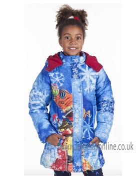 Rosalita girls coat Quebec-6