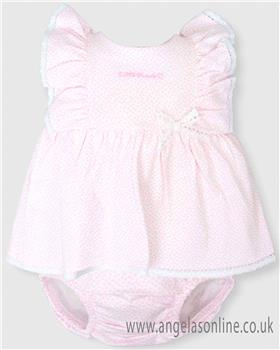 Tutto Piccolo baby girls dress & knicks 4781-18 PK