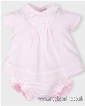 Tutto Piccolo baby girls dress & knicks 4782-18 PK