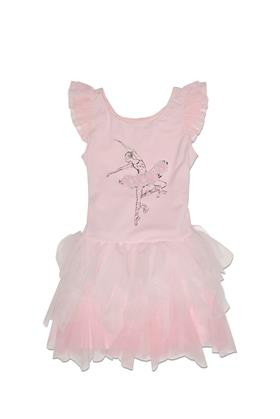Kate Mack girls summer dress 574PB-18 Pink