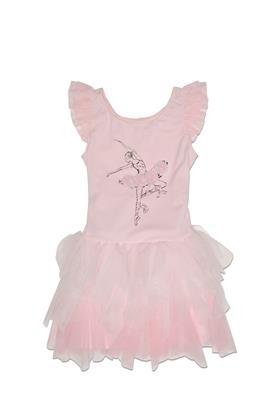 Kate Mack girls summer dress 574PB-18 Pink