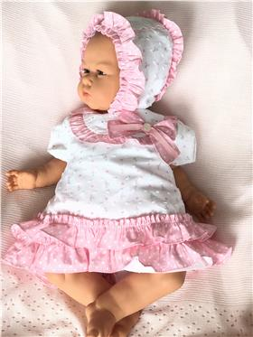 Dolce Petit baby girls dress & knicks 23-2003-VBG