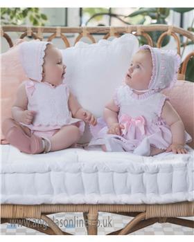 Dolce Petit baby girls dress & knicks 23-2007-VBG