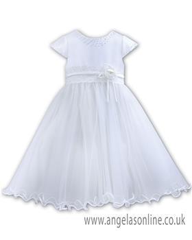 Sarah Louise Christening dress 070099 White