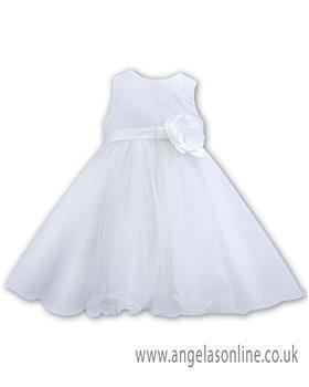 Sarah Louise Christening dress 070089 White