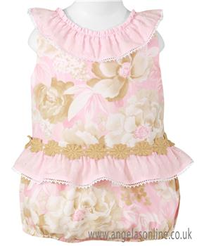 Miranda baby girls top & short 23-0121-23