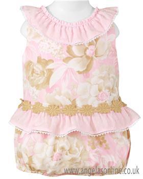 Miranda baby girls top & short 23-0121-23