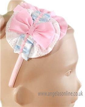 Miranda girls headband 23-1608-260