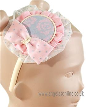 Miranda girls headband 23-1805-220