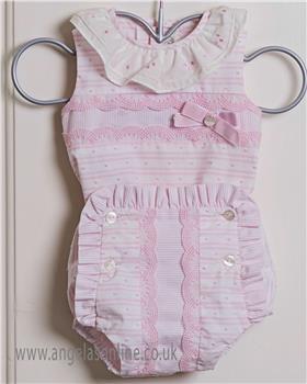 Dolce Petit baby girls blouse & pants 23-2020-23