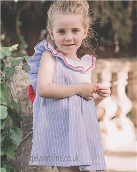 Dolce Petit girls dress 23-2209-V