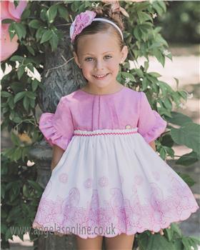 Dolce Petit girls dress 23-2226-V