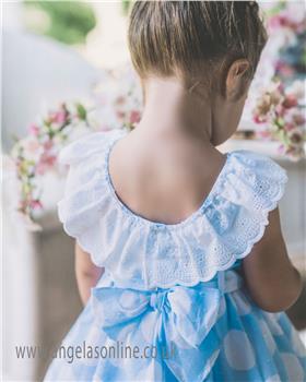 Dolce Petit girls dress 23-2228-V