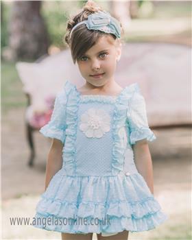 Dolce Petit baby girls headband 23-2232-D