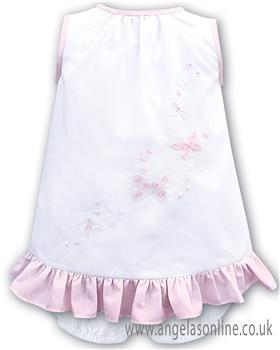 Sarah Louise baby girls dress & knicks 011066