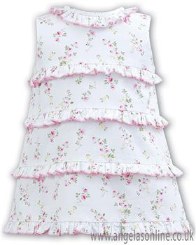Sarah Louise girls summer dress 011143