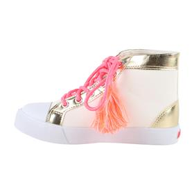 Billieblush girls summer basket hightops U19140-18