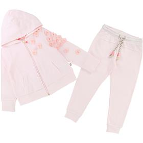 Billieblush girls T shirt & jogger U15485-18080-18 PK
