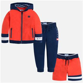 Mayoral Boys Tracksuit 3812-18 Red
