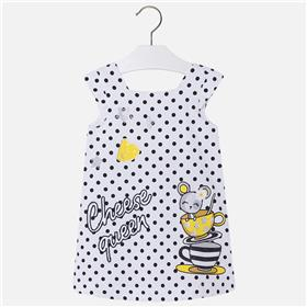 Mayoral girls summer dress 3999-18 Yell