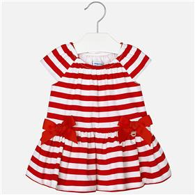Mayoral Baby Girls Dress 1966-18 Red