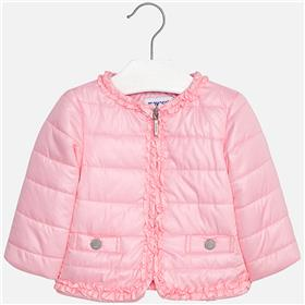 Mayoral Baby Girls Jacket 1436-18 Pink