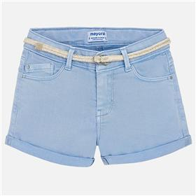 Mayoral girls shorts 275-18 Blue