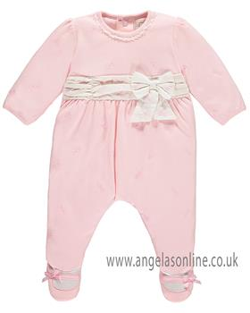Emile et Rose baby girls all in one Macey 1756pp