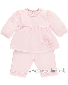 Emile et Rose girls top & trouser 6407PP Maya