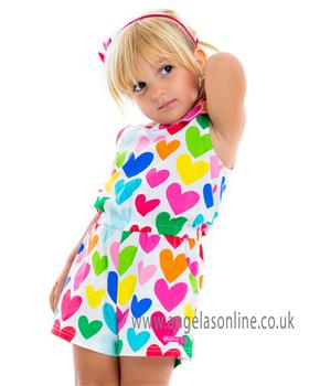 Agatha Ruiz Girls All in one 5427-18 AS