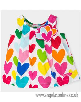 Agatha Ruiz Girls Dress 5227-18