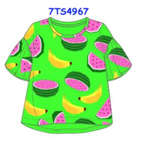 Agatha Ruiz girls T shirt & short 7TS4967-0865-18