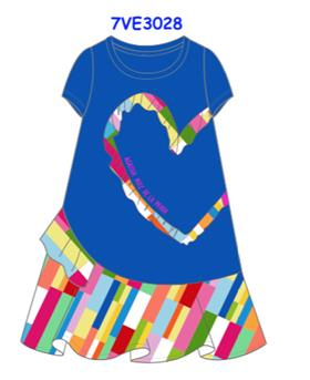 Agatha Ruiz girls dress 7VE3028-18
