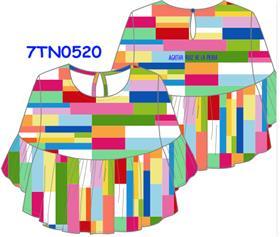 Agatha Ruiz girls T shirt & short 7TN0520-0868-18