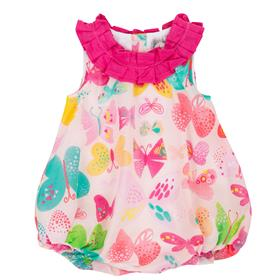 Deux par Deux girls summer dress B42-18