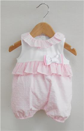 Sardon Girls Romper 18CO-418 Pink