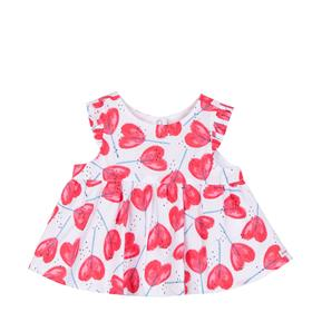 Catimini girls top & shorts CL19003-26053