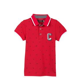 Catimini boys  polo T shirt CL11014 Red