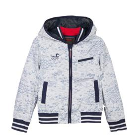 Catimini Boys Summer Jacket CL41034-18 Navy