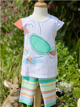 Boboli girls top & leggings 115096-115108