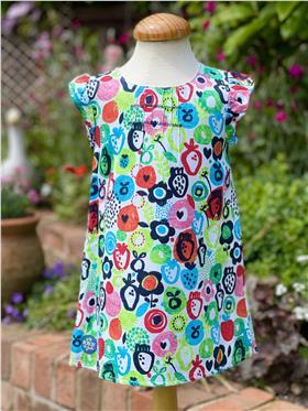 Boboli girls dress  225098-18